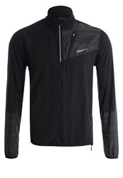 Craft Devotion Sports Jacket Black Reflective