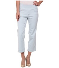 Jag Jeans Caley Classic Fit Crop Heritage Twill Pale Blue Women's Jeans