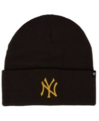 '47 Brand New York Yankees Haymaker Knit Hat