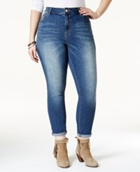 American Rag Plus Size Selah Wash Skinny Jeans Only At Macy's