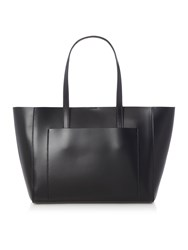 Coccinelle Kim Black Large Ew Tote Bag Black