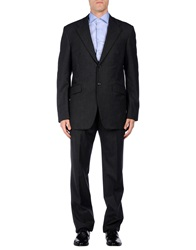 Prada Suits Steel Grey