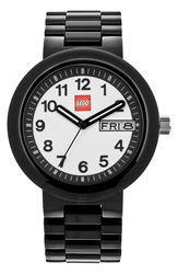 Lego 'Classic' Bracelet Watch 42Mm Black