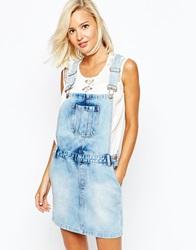 Denim Overall Blue