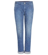 Stella Mccartney Distressed Jeans Blue