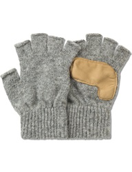 Raised By Wolves Grey Atwater Fingerless Gloves