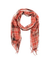 Daniele Alessandrini Accessories Oblong Scarves Men Red
