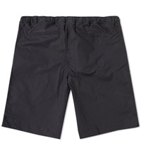 Our Legacy Relaxed Short Blue