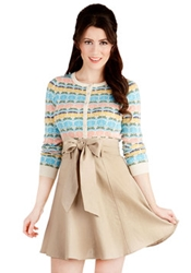Sale Musee Matisse Skirt In Tan