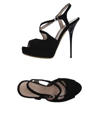 Maria Cristina Footwear Sandals Women Black