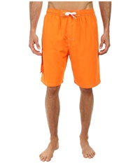 Tyr Challenger Trunk Orange Men's Swimwear