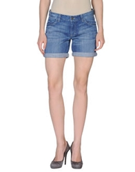 Siwy Denim Shorts Blue