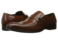 Kenneth Cole Chief Of State Cognac Men's Slip On Shoes Tan