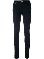 Don't Cry Super Skinny Jeans Black