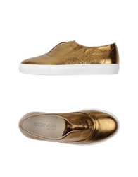 Boemos Low Tops And Trainers Gold