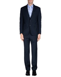 Ballantyne Suits And Jackets Suits Men Dark Blue