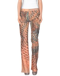 Roberto Cavalli Denim Denim Trousers Women Apricot