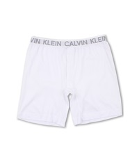 Calvin Klein Underwear Superior Cotton Long Sleep Short M1023 White Men's Pajama