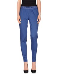 Deha Trousers Casual Trousers Women Dark Blue