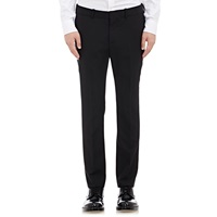 Alexander Mcqueen Low Rise Trousers Black