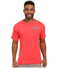 O'neill Leonard Tee Bright Red Men's T Shirt