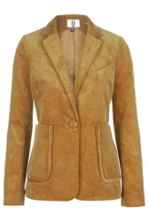 Otley Cord Blazer By Unique Camel