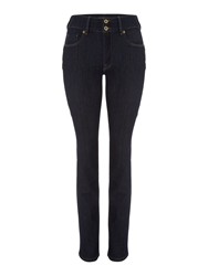 Salsa Secret Push In Slim Jeans In Rinse Denim Rinse