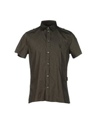 Yoon Shirts Dark Brown