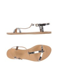 N.D.C. Made By Hand Footwear Thong Sandals Women