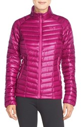 Women's Mountain Hardwear 'Ghost Whisperer' Quilted Down Jacket Deep Blush