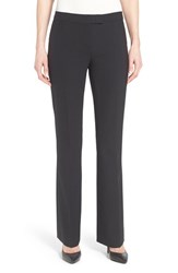 Women's Anne Klein Flare Leg Suit Pants Black