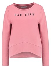 Evenandodd Sweatshirt Rose