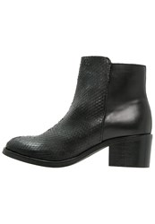 Pieces Psamina Ankle Boots Black