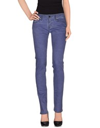 Richmond Denim Denim Denim Trousers Women Purple