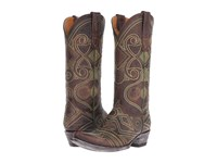 Old Gringo Lerida Brass Cowboy Boots Bronze