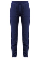 Gap Tracksuit Bottoms Elysian Blue Dark Blue