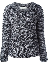 Public School Marled Chunky Knit Sweater