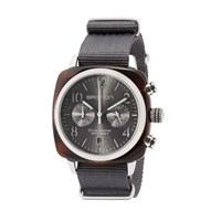 Briston Classic Chronograph Date Grey Sunray Dial Multi