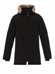 Canada Goose Chateau Fur Trimmed Down Parka