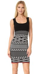Dsquared Sleeveless Knit Dress Multi