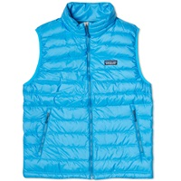 Patagonia Down Sweater Vest Electron Blue