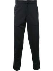 Mcq By Alexander Mcqueen 'Tape Tux' Trousers Black