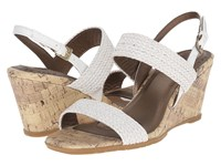 Lifestride Persona Brite White Women's Sandals