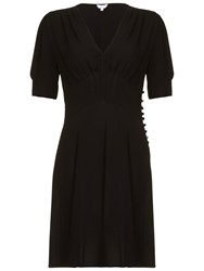 Ghost Casey Dress Black