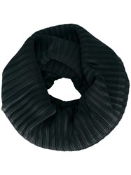 Issey Miyake Pleats Please By Pleated Snood Black
