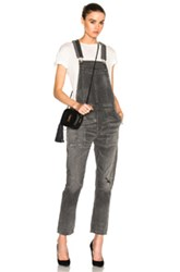 Citizens Of Humanity Audrey Overall In Gray