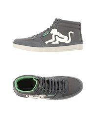 Drunknmunky Footwear High Tops And Trainers Men Lead