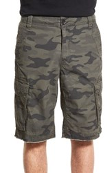 Men's Union 'Pacific Coast' Camouflauge Cargo Shorts