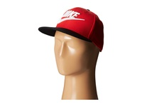 Nike Limitless True Cap University Red Black University Red White Baseball Caps Pink