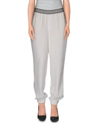 Polo Ralph Lauren Trousers Casual Trousers Women White